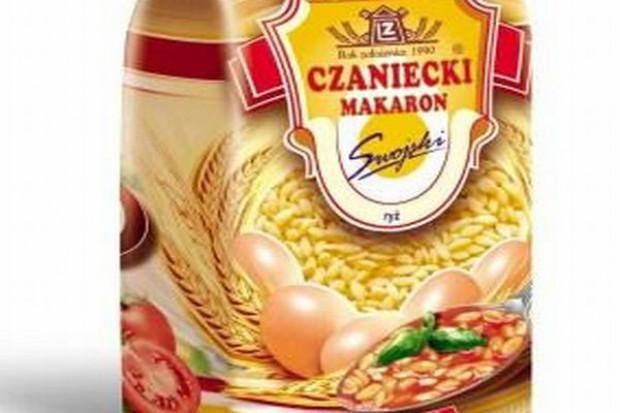 Makaron Ryż od Czanieckich Makaronów