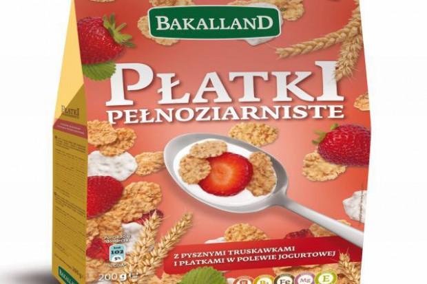 Nowości na śniadanie od marki Bakalland