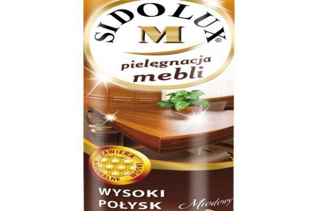 Miodowy preparat do mebli Sidolux M