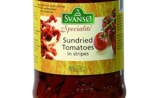 Paski suszonych pomidorów w oleju