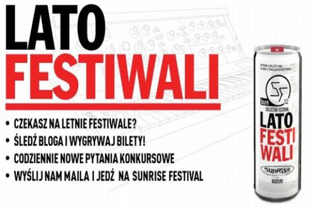 Marka Burn rozdaje bilety na festiwal