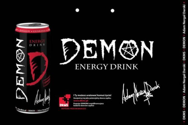 Nergal oficjalnie twarzą marki Demon