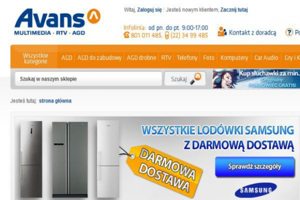 Open Media złoży do UOKiK-u wniosek o przejęcie sieci Avans