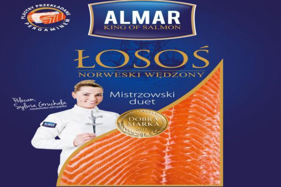 Almar zmienił opakowania produktów