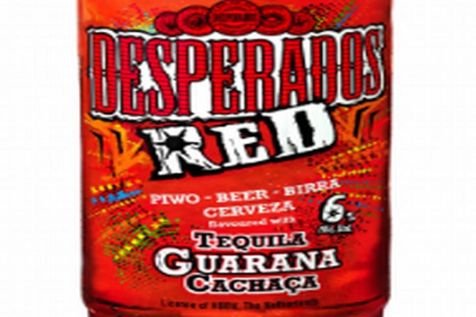 Grup Żywiec rusza z kampanią piwa Desperados Red