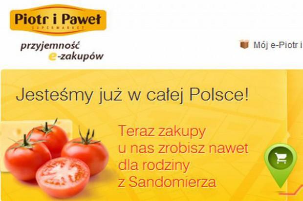 Piotr i Paweł uruchomił ogólnopolski sklep internetowy