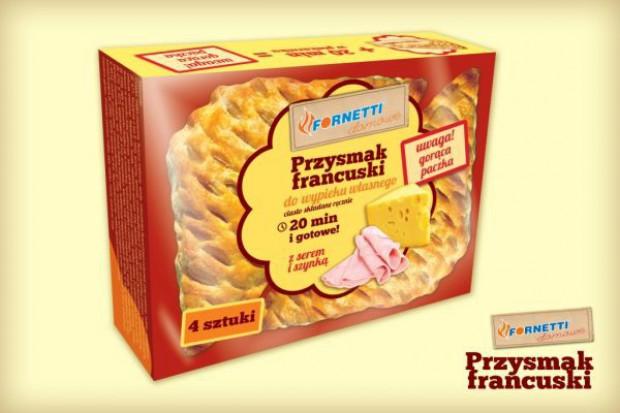 Fornetti rozwija kategorię pakowanych produktów mrożonych