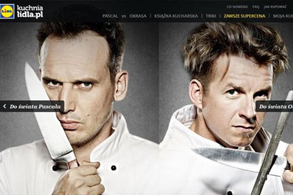 Startuje nowa kampania Lidla. Ma zmienić podejście Polaków do gotowania