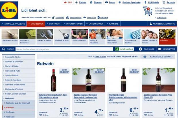 Lidl aktywnie analizuje rynek e-sklepów w Polsce