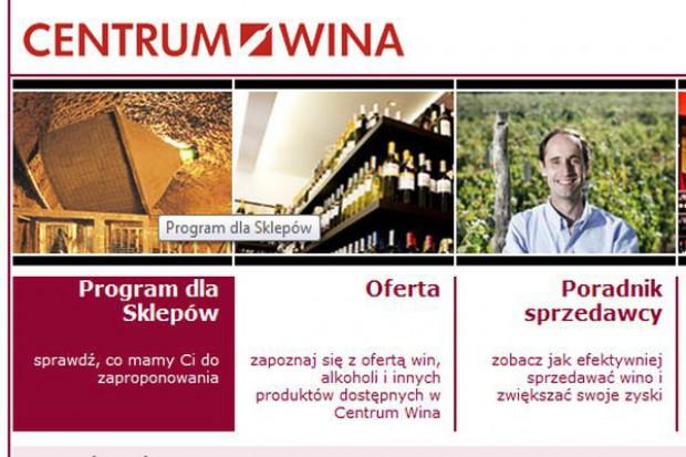 Ambra wyhamowuje z rozwojem sieci sklepów Centrum Wina