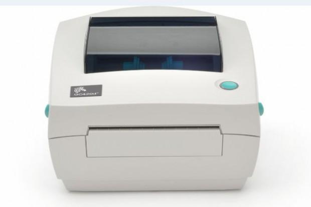 Drukarka Zebra Technologies do zastosowań w handlu