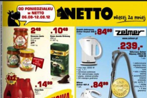 Dyskonty zaczynają rzadziej eksponować marki własne w gazetkach reklamowych