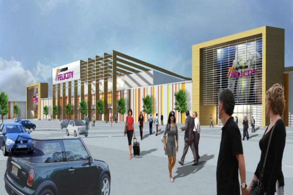 Atrium realizuje trzy projekty komercyjne