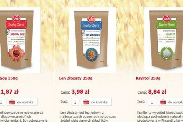 """Sante wprowadza nową linię produktową pod nazwą """" Skarby Ziemi"""""""