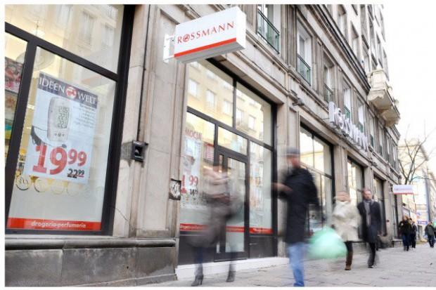 Rossmann notuje 12,8-proc. wzrost sprzedaży