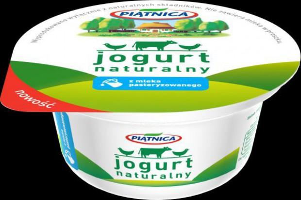 Jogurt naturalny od Piątnicy