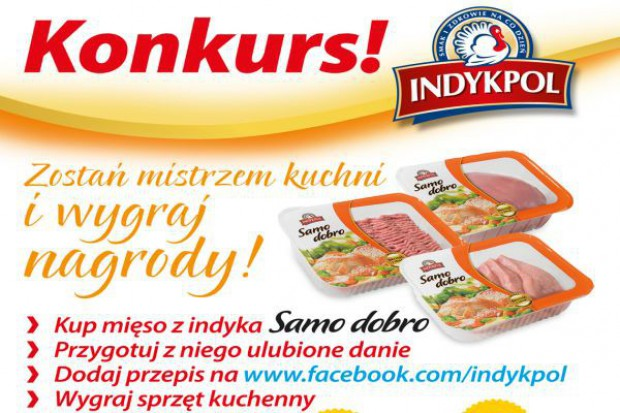 Indykpol organizuje konkurs dla marki Samo dobro