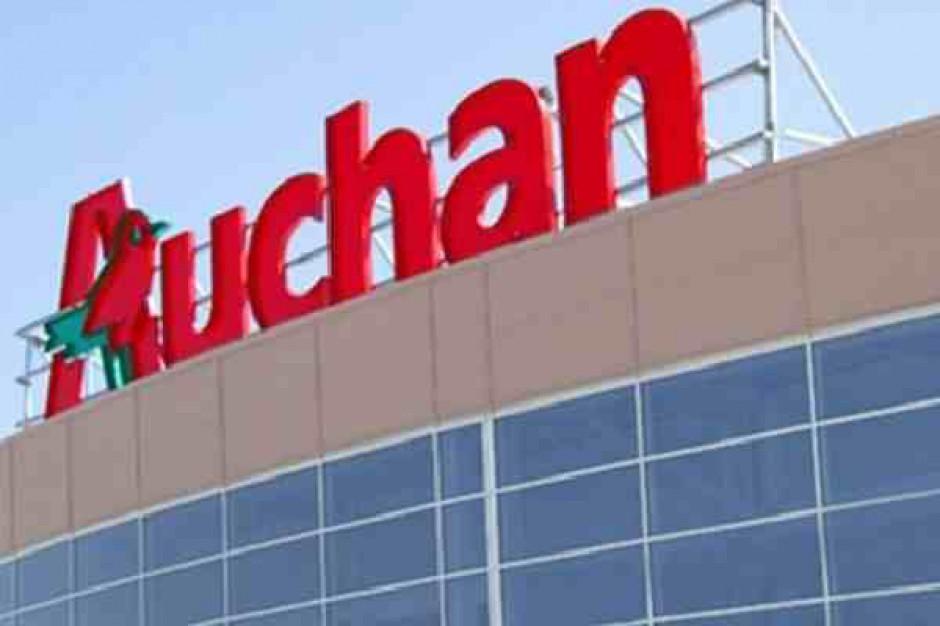 30-proc. spadek zysku Auchan