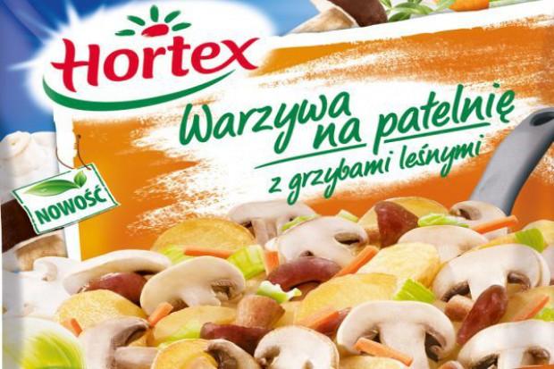 Warzywa na Patelnię Hortex z grzybami leśnymi