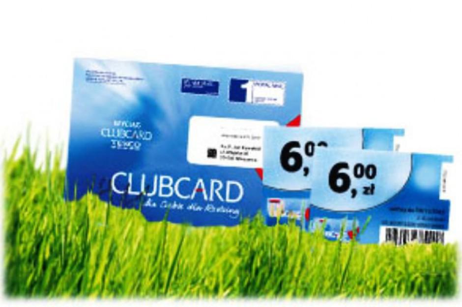Tesco Clubcard króluje w rankingu popularności programów lojalnościowych