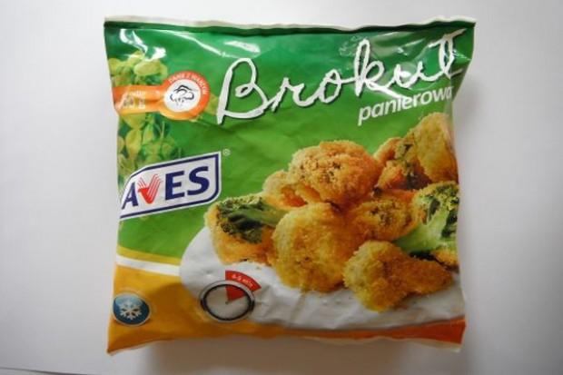 Brokuł panierowany od firmy Aves