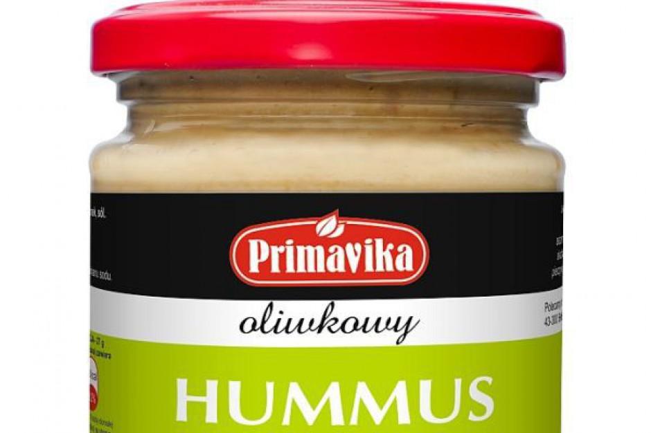 Hummus oliwkowy Primaviki