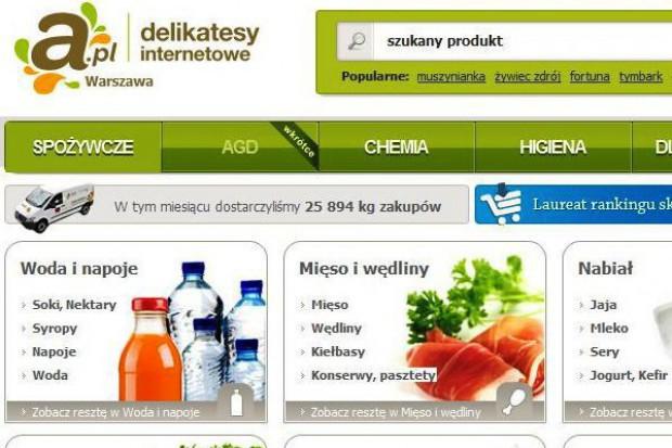 A.pl stracił 73 proc. zamówień, licząc rok do roku