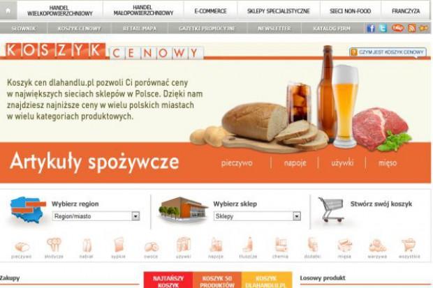 Koszyk cen dlahandlu.pl: Ogólnopolska promocja pozwoliła Lidlowi wskoczyć na 1. pozycję wśród dyskontów