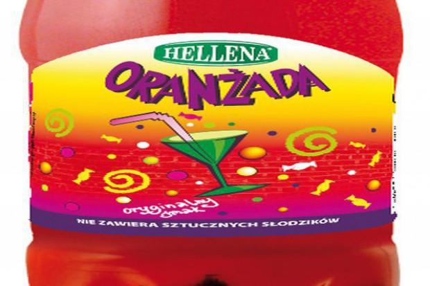 Nowe impulsowe Oranżady od Helleny