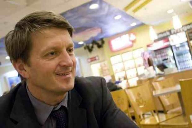 Krzysztof Gradecki rezygnuje ze stanowiska