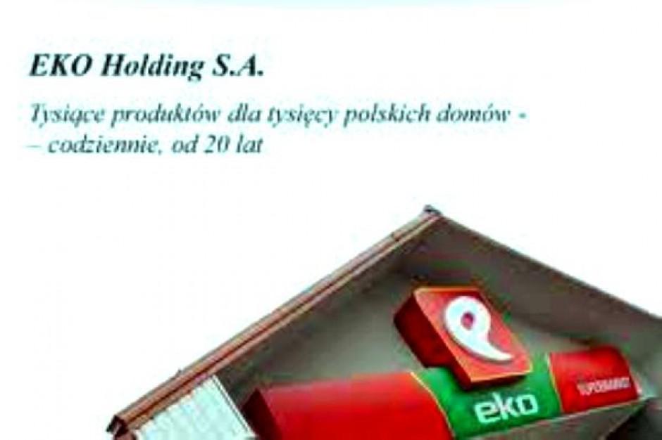 Gradeccy dogadani się z Adventem. Sprzedają funduszowi większościowy pakiet Eko Holding