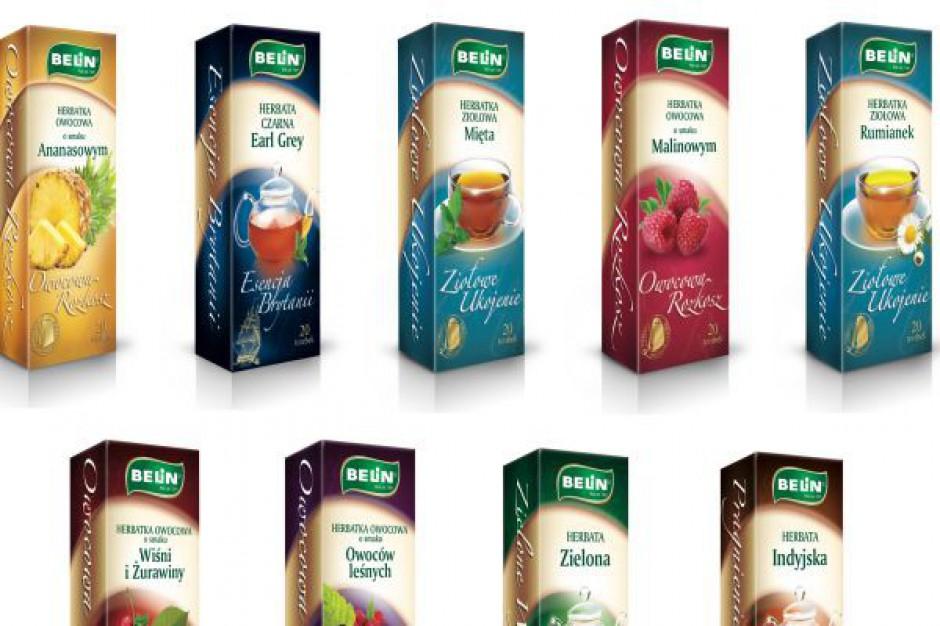 Nowe linie herbat Belin