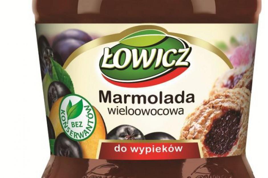 Marmolady Łowicz - nowa kategoria w ofercie marki