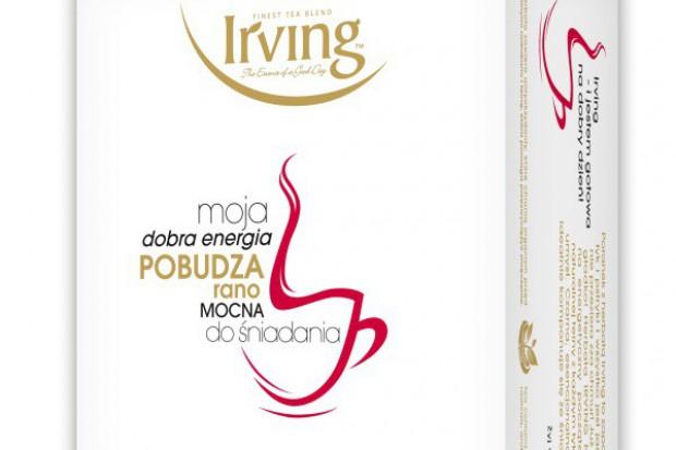 Herbaty Irving na Dzień Dobry i Dobry Wieczór