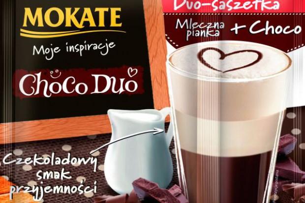 Czekolada pitna Choco Duo od Mokate