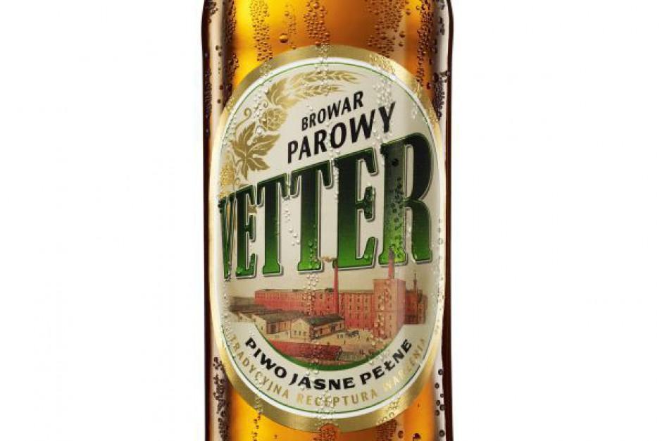 Browar Parowy Vetter - nowe piwo z Perły
