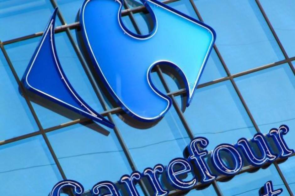 Carrefour notuje spadki sprzedaży w Europie, w Azji wzrosty