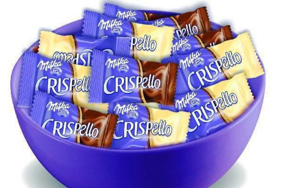 Milka poszerza portfolio o praliny Crispelllo