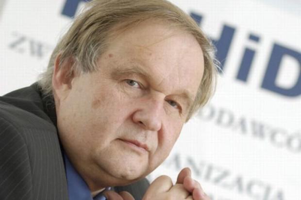 Andrzej Faliński na V FRSiH: Żyjemy w czasach post-dyskontowych