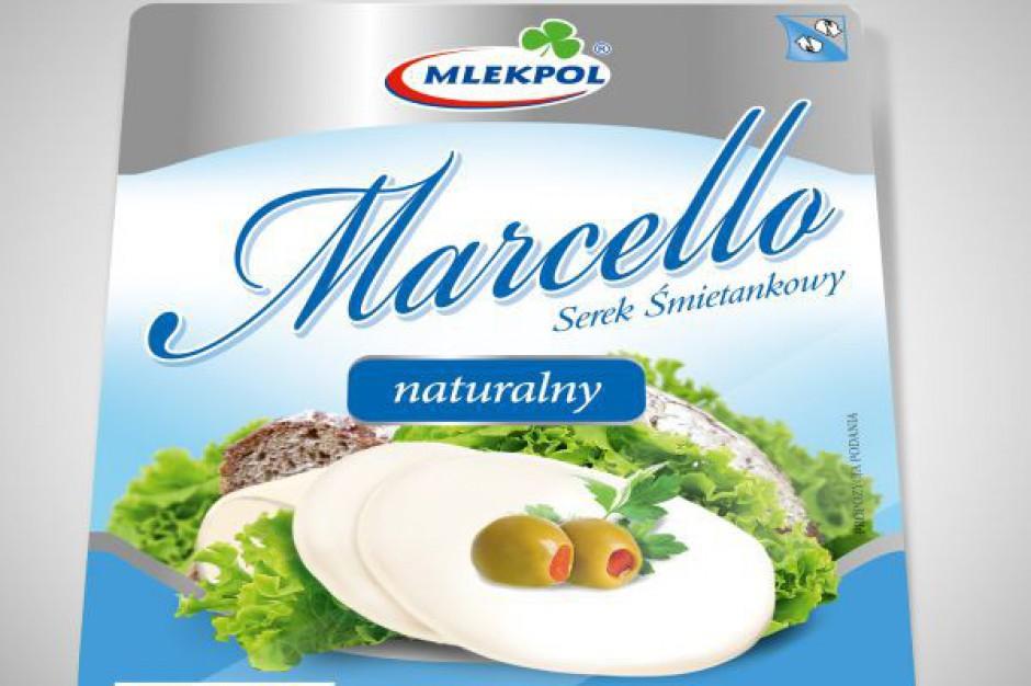 Marcello serek śmietankowy naturalny od Mlekpolu