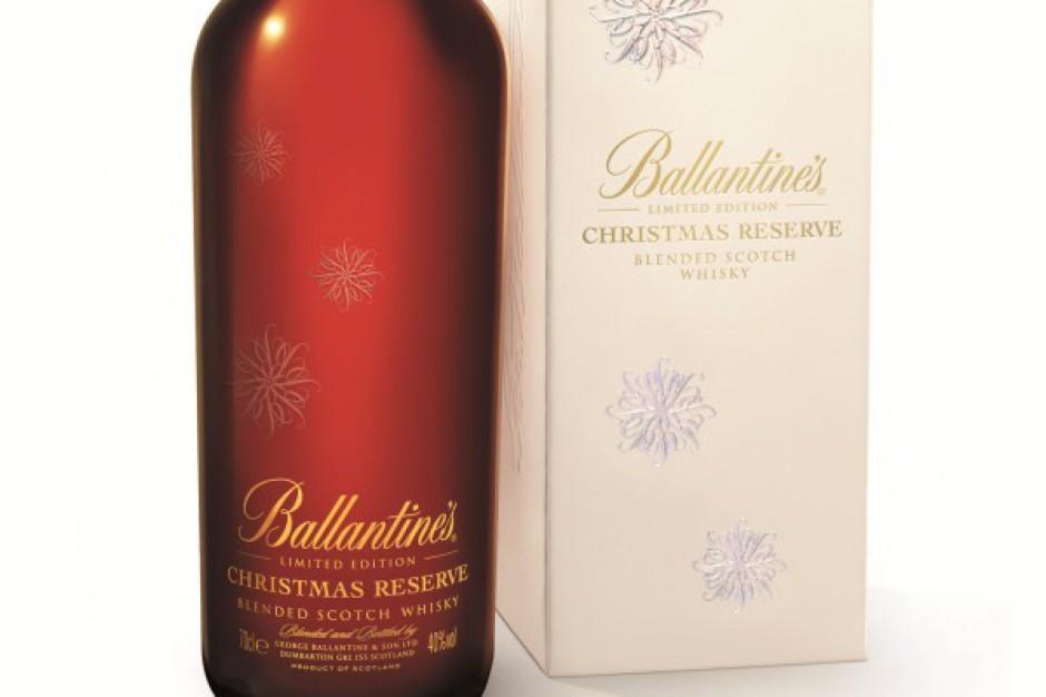 Ballantine's Christmas Reserve - świąteczny smak szkockiej whisky