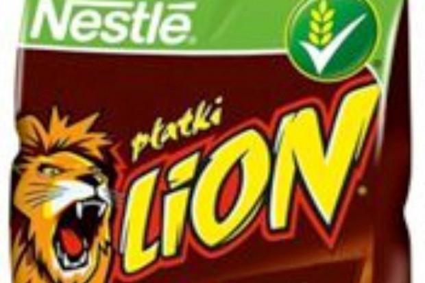 Płatki śniadaniowe NESTLÉ LION