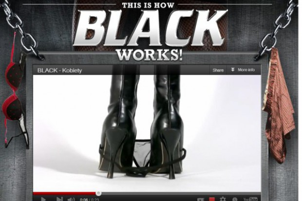 This Is How BLACK Works! - nowa kampania marki BLACK