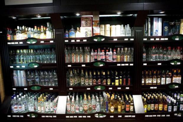 Do 2017 roku sprzedaż wódki spadnie o 10 proc.