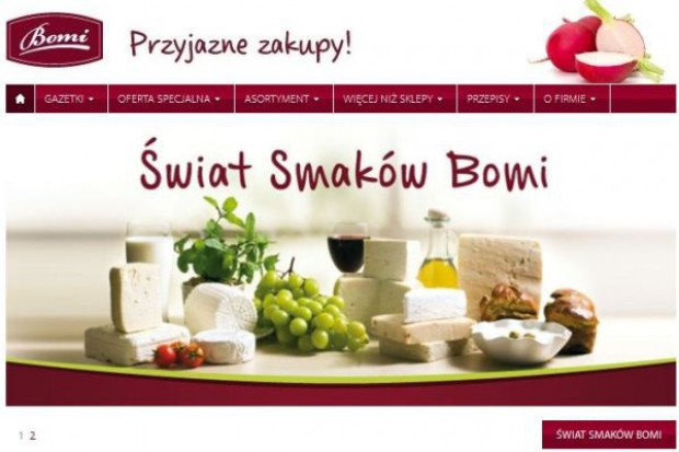 Ponad 40-proc. spadek przychodów Bomi. Spółka podpisała umowy franczyzowe z trzema firmami