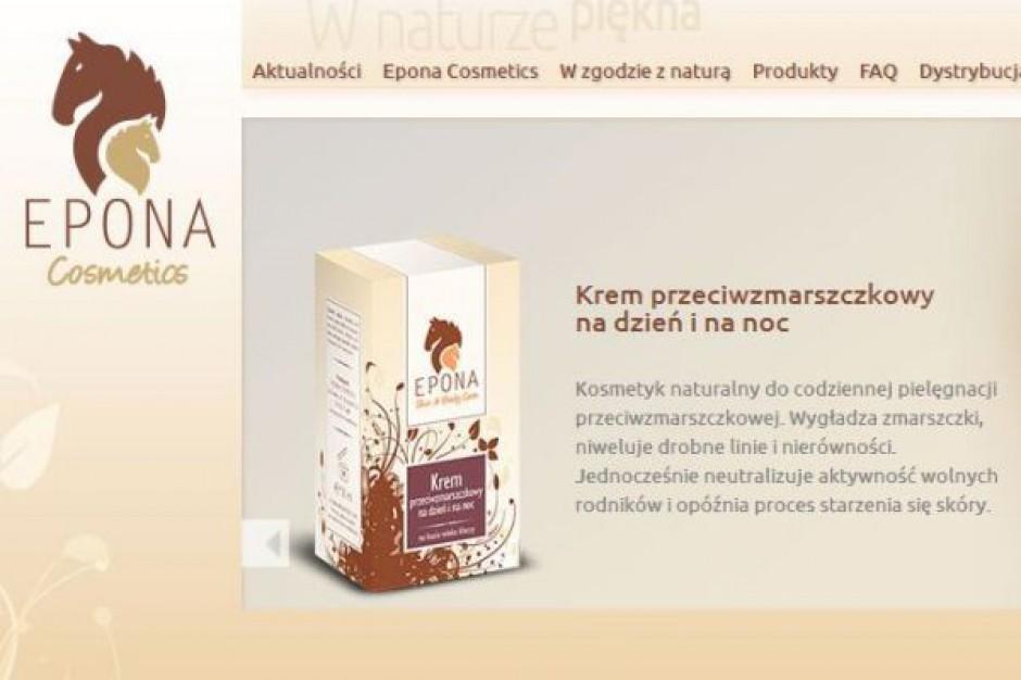 Kosmetyki na bazie mleka klaczy od Epona Cosmetics
