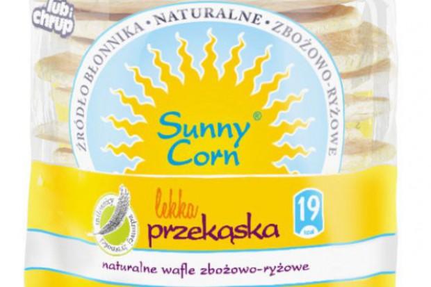 Sunny Corn - nowy pomysł na lekką przekąskę