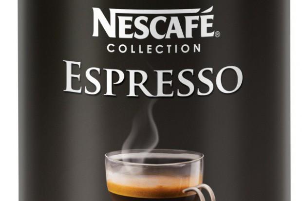 Nescafe Espresso w nowej puszce