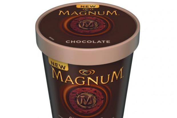 Nowość od Magnum - lody w kubku