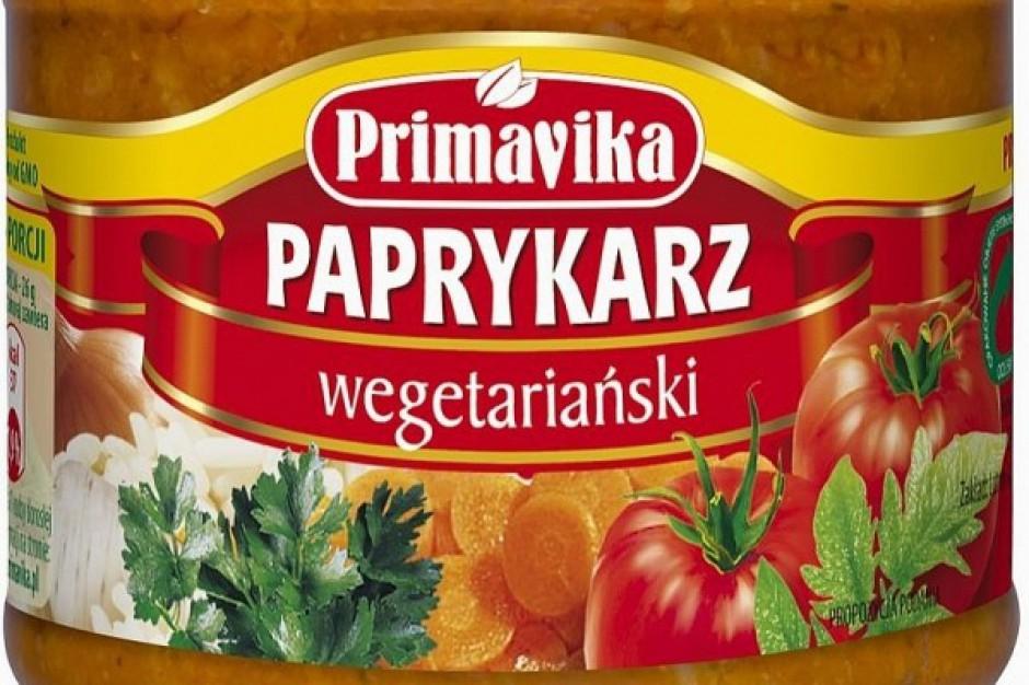 Paprykarz wegetariański Primaviki